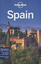 Lonely Planet Spain (Travel Guide)-ExLibrary