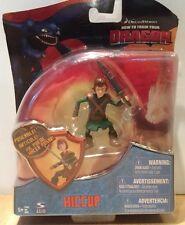 """How to Train Your Dragon HICCUP Action Figure 4"""" NEW NIP Dreamworks 2010 Sword"""