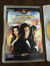 007 EL MUNDO NUNCA ES SUFICIENTE - 1DVD - ULTIMATE EDITION STEELBOOK - 123 MIN