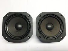 *PAIR* JBL LE5-10 Mids for L50 / L110 4312 4312A *Matched, Excellent & Tested*