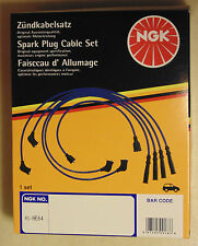 NGK Spark Plug Lead SET for Honda Civic CR-X Integra Type R B16A B16B B18C2
