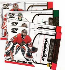03-04 2003-04 PACIFIC IN THE CREASE - FINISH YOUR SET - LOW SHIPPING RATE