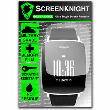 ScreenKnight Asus Vivo Watch SCREEN PROTECTOR invisible Military shield