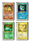 Pokemon Card Art Print Fridge Magnet Charizard Blastoise Venusaur Pikachu Design