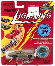 Johnny Lightning Commemorative Vicious Vette Dark Blue Series J 1993 MOC