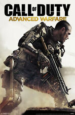 CALL OF DUTY - ADVANCED WARFARE - KEY ART POSTER - 22x34 VIDEO GAME 13600