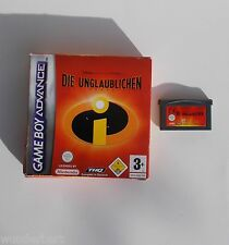"Nintendo Game Boy Advance - "" Die UNGLAUBLICHEN - The Incredibles """