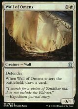 Wall of Omens FOIL | NM | Eternal Masters | Magic MTG
