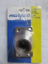 "D3A New Marpac 7-0183 Stainless Steel Fitting For 7/8"" Tube"