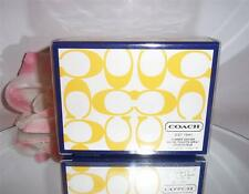 Coach Summer Eau De Toilette EDT 1.7oz Limited Edition Parfum Perfume