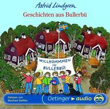 Lindgren, Astrid - Geschichten aus Bullerbü: Ungekürzte Lesung - CD