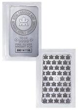 Royal Canadian Mint RCM 10 Troy Oz .9999 Fine Silver Bar