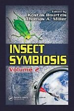 Insect Symbiosis, Volume 2 (Contemporary Topics in Entomology)-ExLibrary