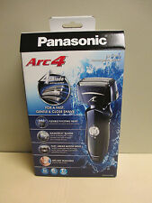 NEW SEALED Panasonic ES-LF51-A Men's 4-Blade Cordless Electric Wet/Dry Shaver