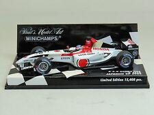 B.A.R Honda 2006 T. Sato Japanese GP 2004 1/43 Minichamps 400040110