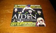 AIDEN Otep BAYSIDE Emmure BURY YOUR DEAD Chase Long Beach SILVERSTEIN Victory CD