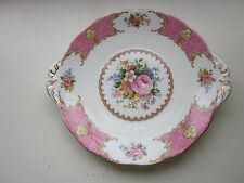 "Royal Albert Lady Carlyle made in England 9 3/4"" x 8 3/4"" # 855022"