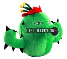 plantes CONTRE zombies CACTUS PELUCHE vs. plush doll pantin