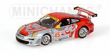 1:64 Porsche 911 GT3RSR van Overbeek Long Beach 2007 640076445 MINICHAMPS OVP