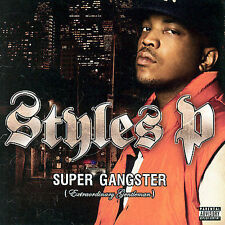 Styles P : Supa Gangsta, Extraordinary Gentleman [Us Import] CD (2008)