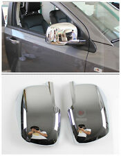 ABS Chrome body side mirror cover trim For 2013 2014 + Dodge Journey New