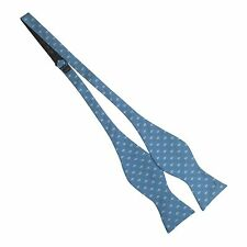 Sigma Chi Blue Cross Un-Tied Bow Tie