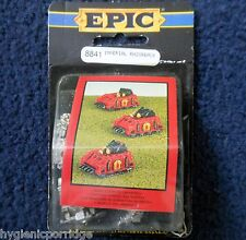 1995 Epic Imperial Space Marine Razorback APC Citadel Imperial 6mm 40K Army MIB