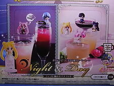 """Night & Day"" Comp 6P Sailor Moon Ochatomo Figure MegaHouse Luna,Black Lady,・・"