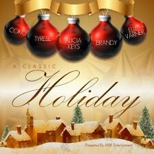 A Classic Holliday CD with Tyrese, Alicia Keys, Brandy, CoKo, and Elle Varner