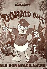 IFB 7893 | DONALD DUCK ALS SONNTAGSJÄGER | Walt Disney | Zeichentrickfilme | Top