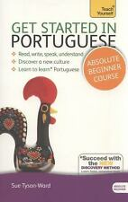 Get Started in Portuguese with Audio CD: A Teach Yourself Guide (Teach Yourself