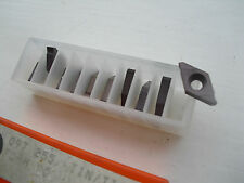 10 Wohlhaupter carbide grooving tips F90  B=3.15 TiN ( 097255 3.15mm form 90 )