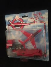 THE RED ARROWS MATCHBOX  SET - Plane  & Transport  NEW IN ORIGINAL BOX  - 1991