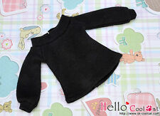 ☆╮Cool Cat╭☆ 86.【NI-S17】Blythe Pullip(Puffed Sleeves)Top # Black