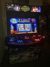 "40"" LED TV - 4 Player Home Video Arcade Game MAME(TM)"