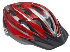 BELL UKON Cycling Helmet Bicycle AUSSIE STANDARDS APPROVED Sticker 54-61cm RED