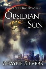 Obsidian Son: A Nate Temple Supernatural Thriller The Temple Chronicles Volum