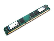 Kingston KTH9600BS/2G 2GB 1Rx8 1333MHz PC3-10600 Low Profile DDR3 RAM Memory