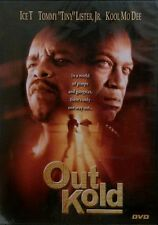 Out Kold (DVD, 2001) RARE ICE T TINY LISTER JR CRIME ACTION BRAND NEW