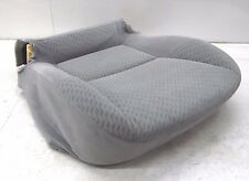 2005-2012 TOYOTA TACOMA OEM RIGHT FRONT PASSENGER SIDE LOWER SEAT CUSHION GRAY