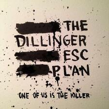 THE DILLINGER ESCAPE PLAN ONE OF US IS THE KILLER CD NUOVO SIGILLATO !!