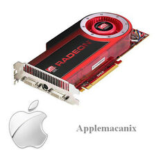 USED Apple Mac Pro ATI Radeon HD4870 1GB DVI PCIe PCIExpress Video Graphics Card