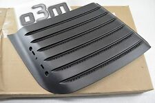 2011-2014 Chevrolet Silverado 2500 3500 RH Side Rear Hood Black Moulding new OEM