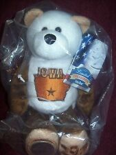 Limited Treasures IOWA State Coin Bear - NEW NWT - UNCIRCULATED 2004 Quarter