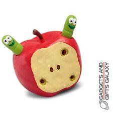 Extensible apple & worms réaliste détail violon l'autisme jouet cadeau nouveauté enfants