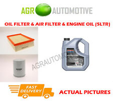 DIESEL OIL AIR FILTER KIT + SS 10W40 OIL FOR FORD ESCORT 55 1.8 60 BHP 1994-00