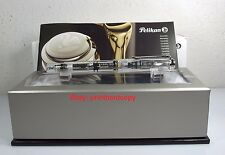 Special Edition Pelikan Souveran M805 Clear Demonstrator Fountain pen (ENGRAVE)