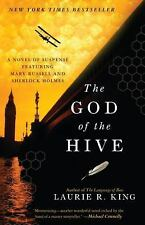 THE GOD OF THE HIVE [9780553590418] - LAURIE R. KING (PAPERBACK) NEW
