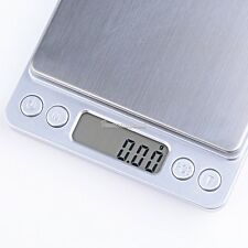500g x 0.01g Milligram Precision Digital Jewelry Diamond Scale ACCT-500 .01 gram