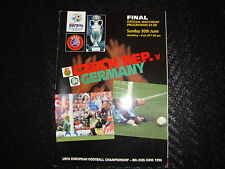 Czech Republic v Germany Euro 2006 final